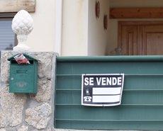 La compravenda d'habitatges modera la seva pujada al 7,6% en el primer trimestre (Europa Press - Archivo)