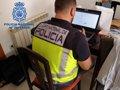 DIEZ DETENIDOS DE UNA ORGANIZACION QUE HABRIA ESTAFADO 150.000 EUROS A GRANDES COMPANIAS TELEFONICAS