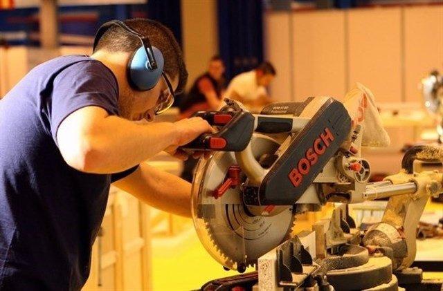 La cifra de negocios en la industria descendio un 1,2 por ciento en la Comunidad