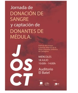 Jornada de donación de sangre en Cartagena