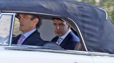 La boda de Diego Matamoros: varios percances, un invitado inesperado y un sonado arrepentimiento
