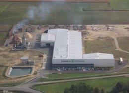 Imagen de una fábrica de Garnica