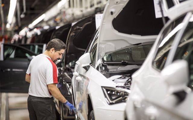La producción de Seat en Martorell aumenta un 20% en el primer semestre, hasta más de 280.000 vehículos