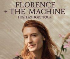 Florence + The Machine actuaran a Barcelona i a Madrid el mes de març (LIVE NATION)