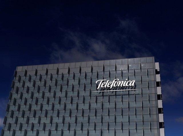 Seu de Telefónica a Madrid