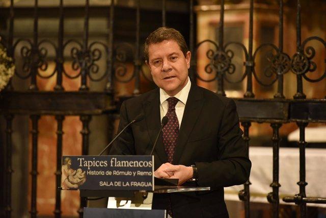 Presidente regional, Emiliano García-Page