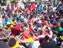 Cientos de migrantes exigen poder salir de Ceuta tras nueve meses en el CETI