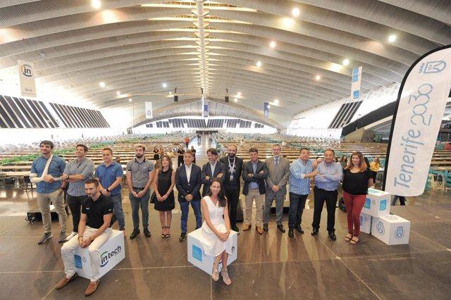 Presentación de 'TLP Tenerife'