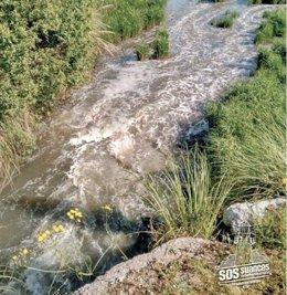 Aguas residuales de Vuelta Ostrera