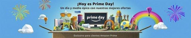 Prime Day 2018 de Amazon