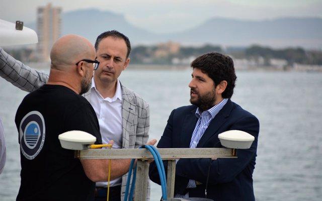 Comunidad recuerda que mayoría artículos de Ley de Medidas Urgentes para el Mar Menor entran en vigor en febrero 2019