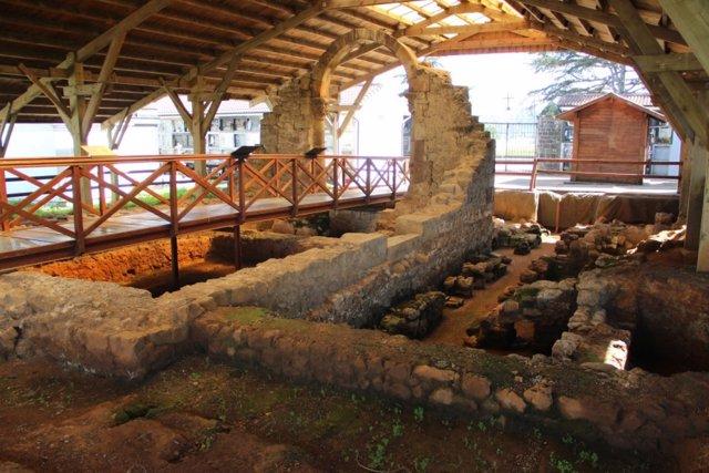 Termas romanas de Maliaño