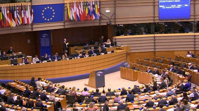 Pleno del Parlamento Europeo aprueba una resolución animalista