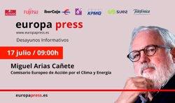 ESPECIAL DESAYUNO INFORMATIVO CON ARIAS CANETE: NOTICIAS, FOTOS Y VIDEOS