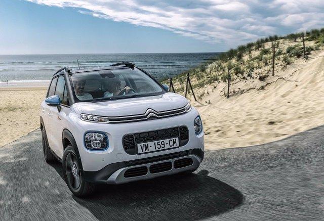 Nuevo Citroën C3 Aircross versión Rip Curl