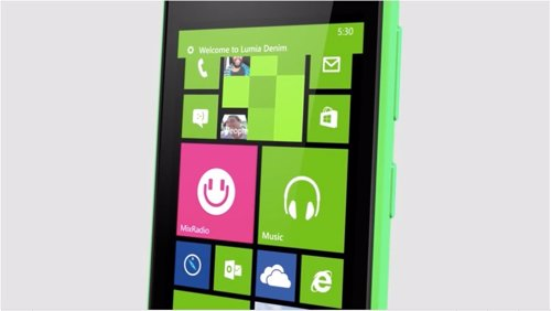 Microsoft Lumia Demin