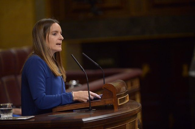 Ángela Ballester, diputada d'Units Podem