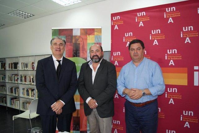 Fernando López Mora En Los Cursos De La UNIA