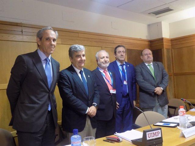 Mesa redonda sobre el futuro de la justicia penal