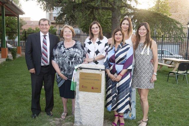 Homenajean a Virgilio Castilla en Armilla