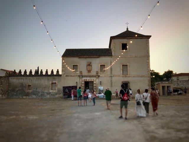 Visita de blogueros al entorno rural granadino