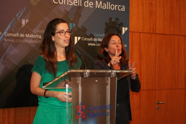 Sandra Espeja presenta el plan de residuos de Mallorca