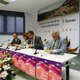 Inauguración del curso en Torres