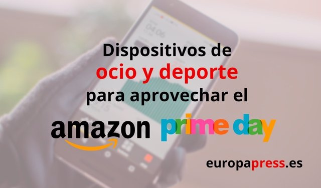 Dispositivos de ocio y deporte para el Amazon Prime Day