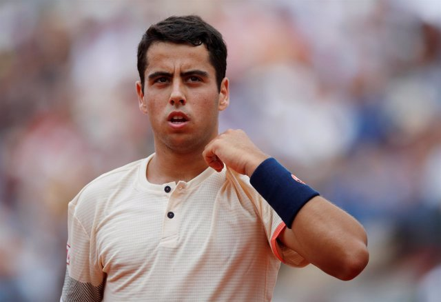 Tennis - French Open - Roland Garros, - May 30, 2018 - Jaume Munar
