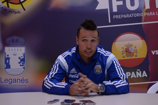 Diego Giustozzi, nuevo técnico de ElPozo Murcia