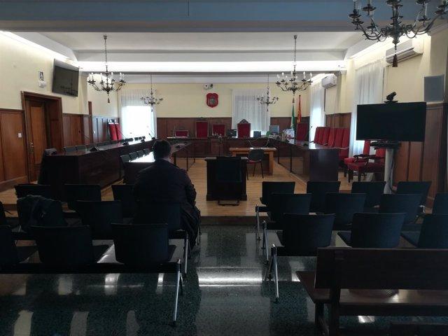 Sala juicio ERE