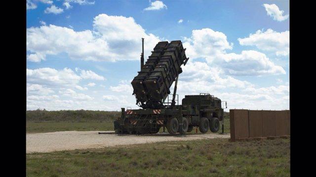 Misiles Patriot desplegados en Turquía