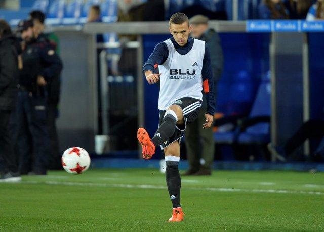 Soccer Football - Spanish King's Cup - Deportivo Alaves vs Valencia - Quarter Fi