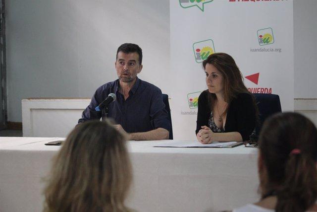 """[Sevilla] Audio, Np Y Fotos Actos Maíllo Considera """"Una Tomadura De Pelo"""" El Anu"""
