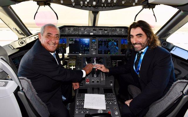 Javier Hidalgo vuelve al accionariado de Globalia al hacerse con el 10%  de Santander e Inversiones Tirema