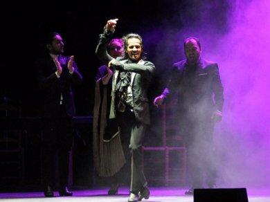 Farruquito viste de flamenco el festival 'Noches del Botánico'