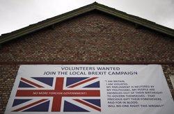 La Comissió Electoral britànica multa la campanya del Brexit per les seves despeses (REUTERS / PHIL NOBLE)