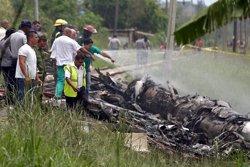 Global Air assegura que l'accident d'avió a Cuba es va produir per un enlairament