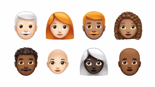 Emojis iOS 12