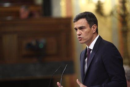 """Sánchez pide """"construir un nuevo Pacto de Toledo"""" para subir las pensiones con el IPC"""
