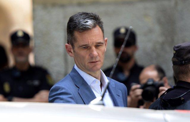 El abogado de Iñaki Urdangarin: 'No está bien'