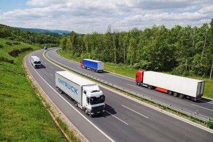 El transporte por carretera gestionó 154.000 toneladas de mercancía hasta junio, un 40% más