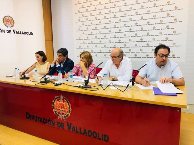 Valladolid.- Comisión de investigación de Meseta Ski