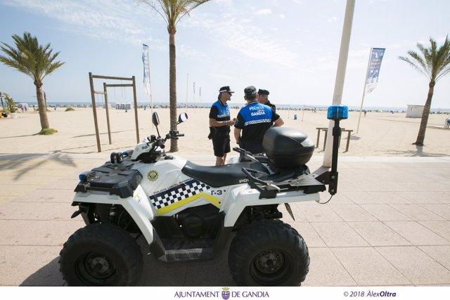 Policia Local Gandia