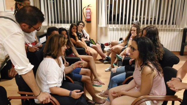 Una imagen de otra edición del Encuentro Nacional de Adolescentes con Cáncer