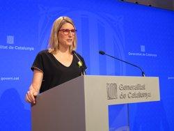 El Govern recupera les Creus de Sant Jordi amb 55 premis (Europa Press)