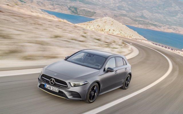 Mercedes-Benz ya admite pedidos en España de los nuevos Clase A 180 y A 250 4Matic