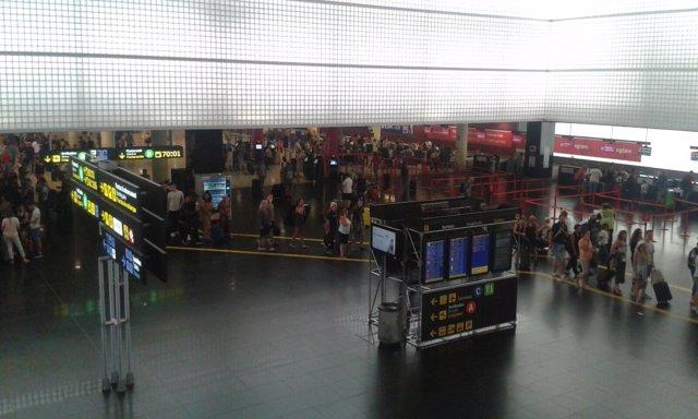 Aeroport del Prat de Barcelona
