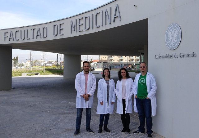 Grupo de investigadores