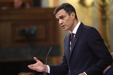 """Sánchez està disposat assolir solucions polítiques """"valentes i audaces"""" per a Catalunya dins de la Constitució (EDUARDO PARRA/EUROPA PRESS)"""